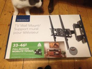 Insignia tv wall mount ""