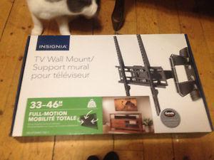 "Insignia tv wall mount """