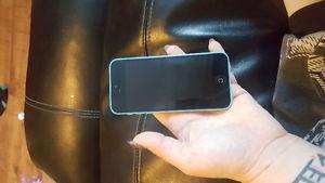 Iphone 5c blue/samsung note 5