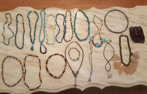 MOVING NEED GONE!32 PIECES JEWELLERY REDUCED NOW $40