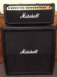 Marshall Valvestate Head and 4x12 Cab