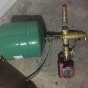 Natural gas Super Hot boiler furnace system
