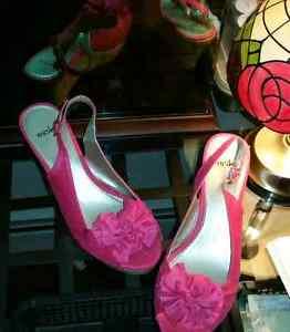 Pretty Pink Sandals