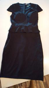 Small Black Dress Size 6