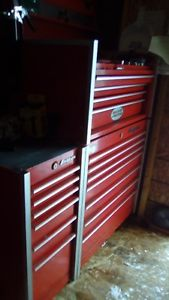 Snap-on tool chest and Tools