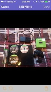 Wanted: 500Gb Xbox One, 3 games, recharge kit, headset