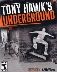 Wanted: Looking for tony hawk underground games