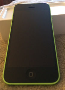 iPhone 5C in excellent condition.