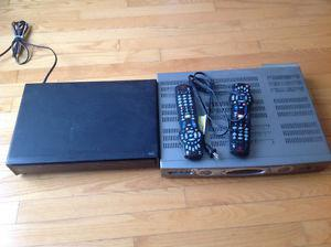 2 Rogers cable boxes
