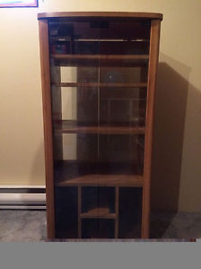 Entertainment Cabinet For Sale