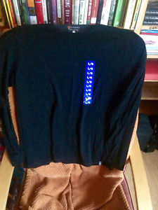 Merino wool long sleeve shirt