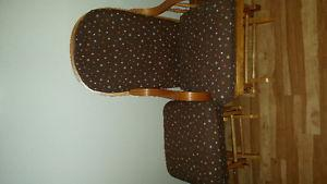 Rocking chair and glider