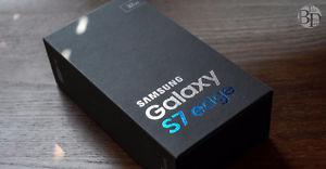Brand new unlocked Galaxy S7 Edge