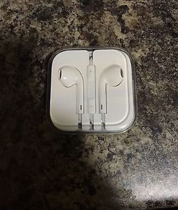 Brand new unopened apple headphones