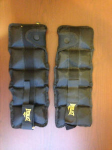 Everlast 5lbs Ankle/Wrist weights