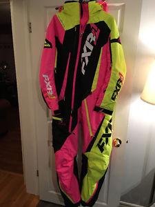 FXR ladies one piece suit
