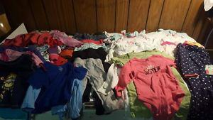 For Sale: 18 to 24 mo Girls Clothes.