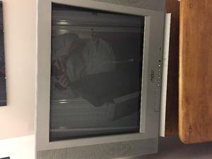 Free--Sanyo flat screen
