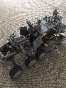 Lego Star Wars Clone Turbo Tank () -Retired set