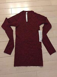 Lululemon long sleeve top, brand new