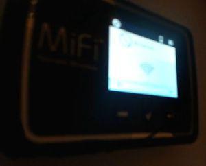 NOVATEL Mifi Wireless Device
