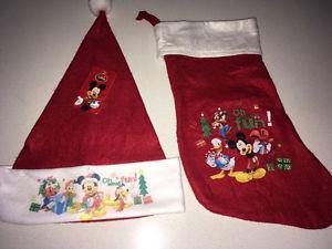 New Disney 2 piece Christmas set