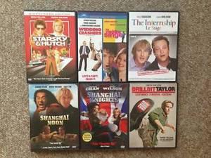 Owen Wilson Movie Collection (7 Movies)