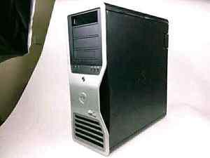 Powerful Dell: 16 GB RAM + 8 cores + 1GB graphics card