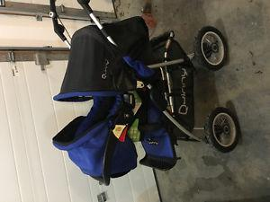 Quinny stroller car seat combo