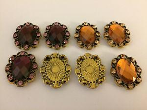 Spacer beads for jewelry making