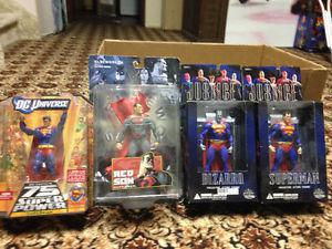 Superman items for sale