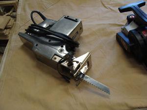 Tecomaster Reciprocating Saw