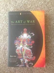 The Art Of War (By Sun-Tzu)