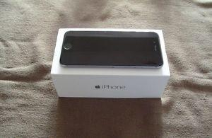 Wanted: iPhone 6 excellent condition 16 gb comes with box