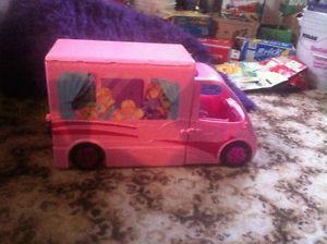 barbie RV