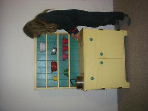 children's play kitchen cupboard