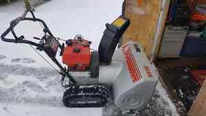 10hp 32inch craftsman snowblower