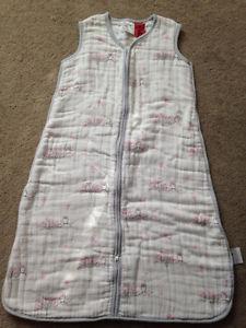 **Aden & Anais Owl Cozy Sleeping Bag - $35**