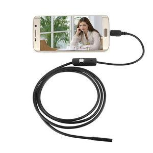 Bore scope with Light for Android Phone & tablet - NEW