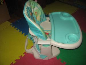 Chair Top High Chair– bright starts