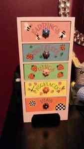 Cute Jewellery Box/ Shelf