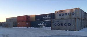 Discounted 20ft, 40ft & 53ft Shipping and Storage Containers