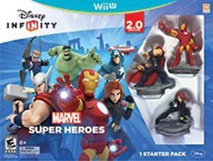 Disney infinity marvel super hero new
