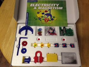 Electricity Experiment Educational Kit