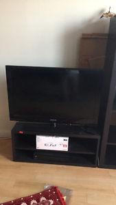 Flat screen samsung TV