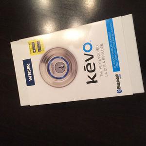 Kēvo smart deadbolt lock. Brand new. Retails for $250