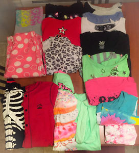 **LOT OF GIRLS SIZE 14 CLOTHING FOR SALE**