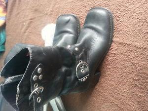 Ladies Harley Davidson boots