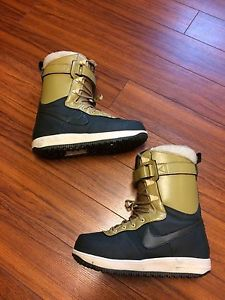 Nike Zoom Force-1 Snowboard boots men's sz 9