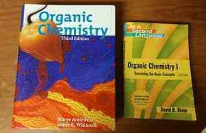 Organic Chemistry Textbooks